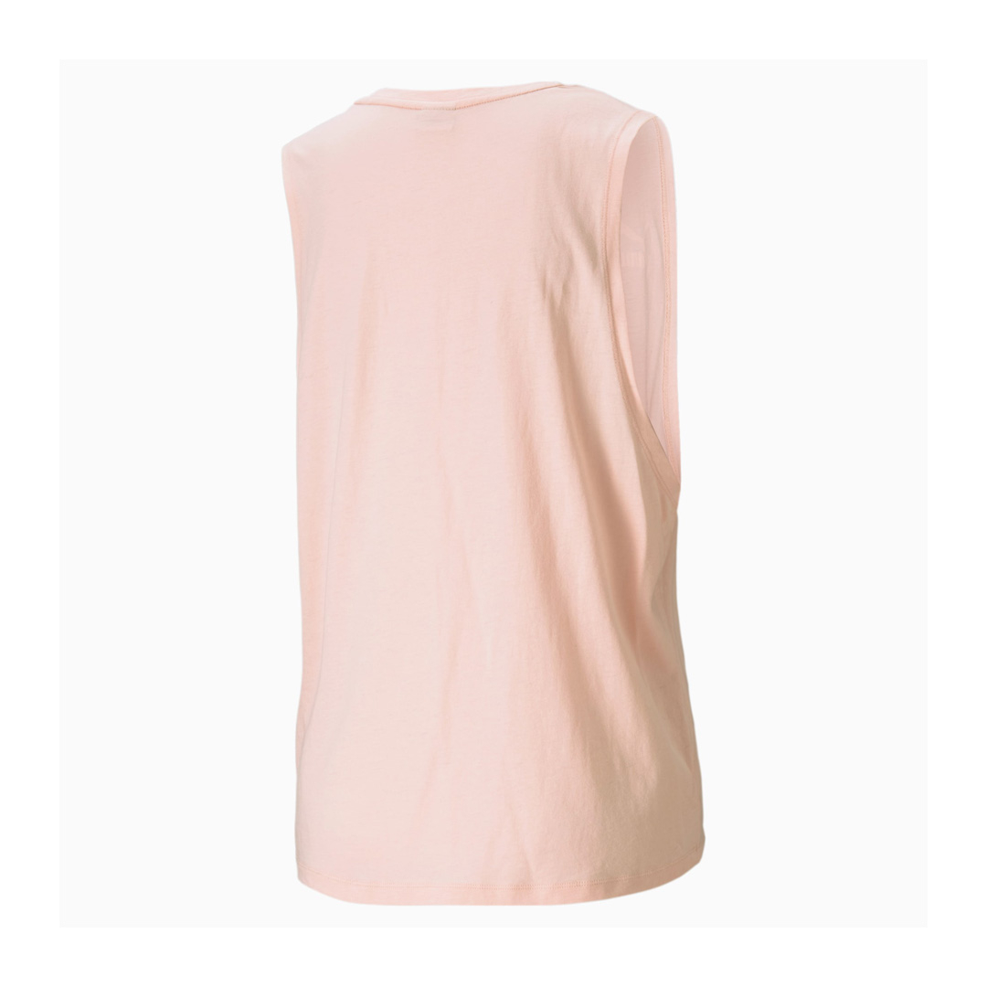 PUMA Classics Relaxed Tank Top for Women - Cloud Pink (530850-27)