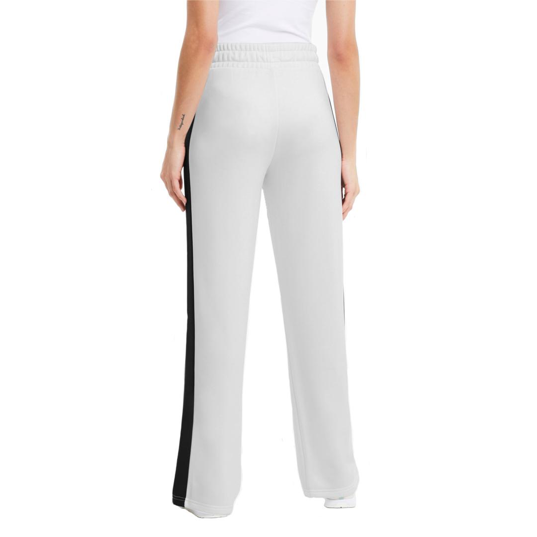 PUMA Wide Leg Φορμα Γυναικεία Λευκό (598854-02)