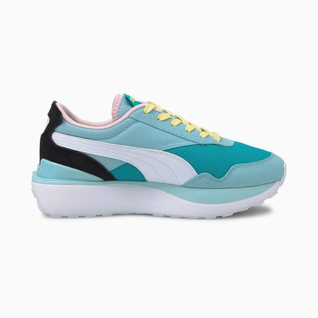 PUMA Cruise Rider Silk Road Αθλητικά Γυναικεία Παπούτσια (375072-02)