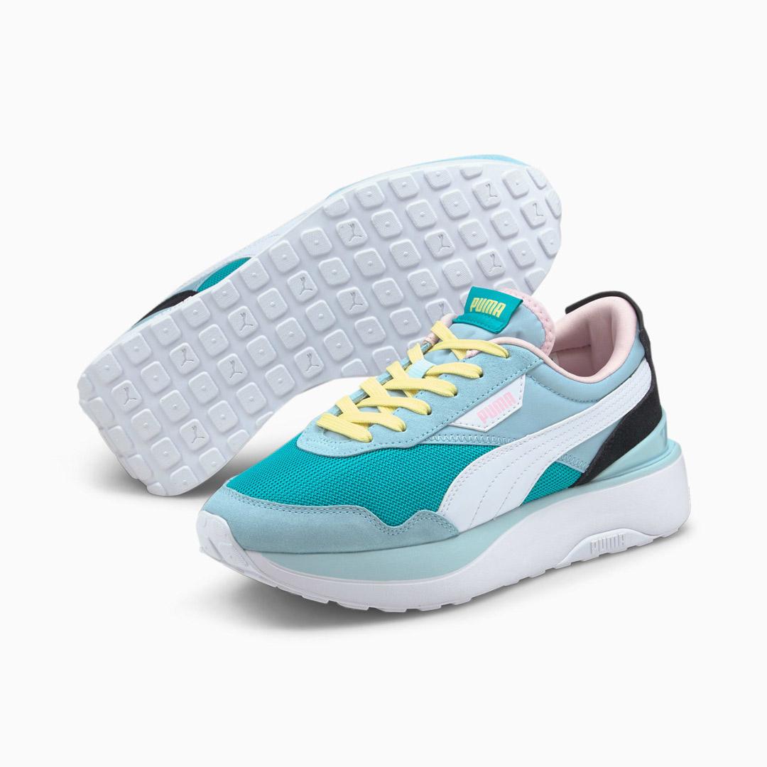 PUMA Cruise Rider Silk Road Αθλητικά Παπούτσια Γυναικεία (375072-02)