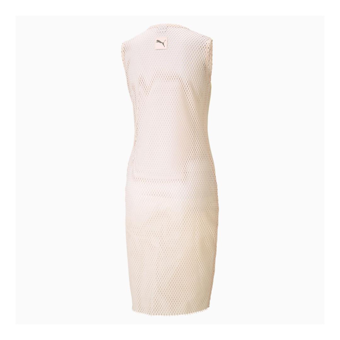 PUMA Evide Mess Dress - Cloud Pink (back side)