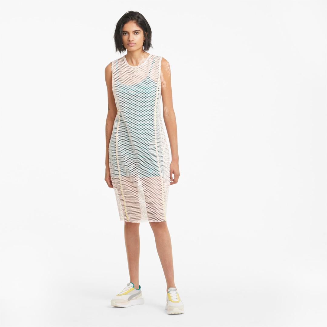 PUMA Evide Φόρεμα Τρυπητό Ρόζ (599726-27)