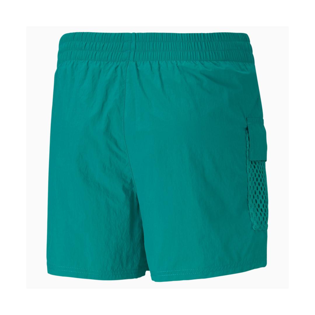 PUMA Evide Women Shorts in Parasalling Green (599775-61)