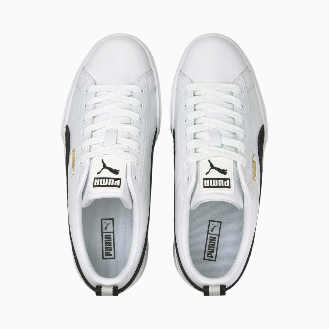 PUMA Mayze Αθλητικά Παπούτσια Γυναικεία - Λευκό (381983-01)