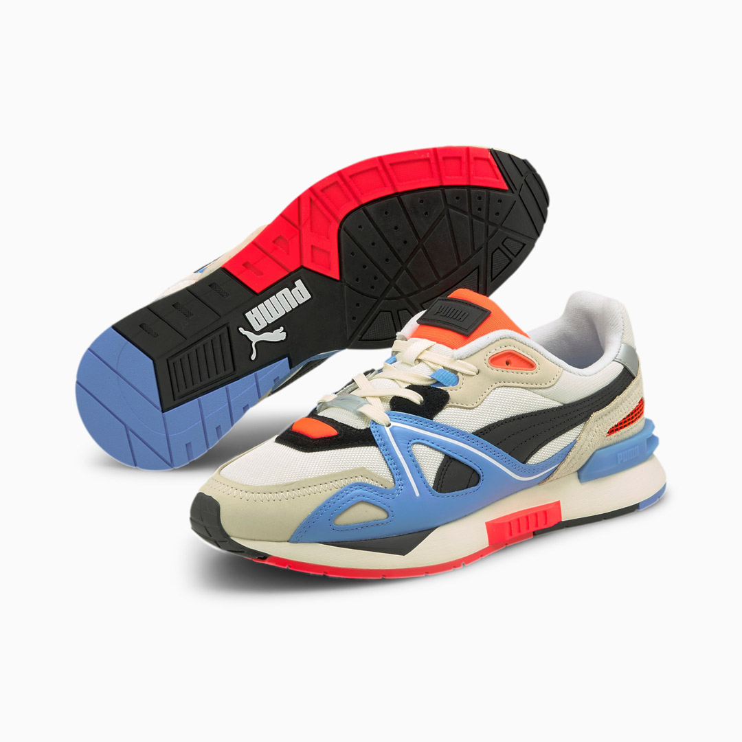 PUMA Mirage Mox Men Sneakers - Eggnog/ Fiery Coral (375167-02)