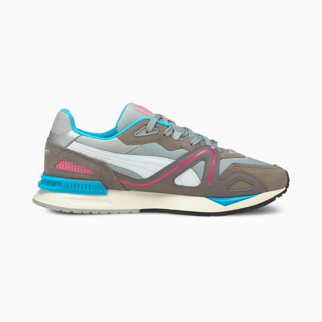 PUMA Mirage Mox Αθλητικά Παπούτσια Γυναικεία - Steel Gray/ Eggnog (375167-01)