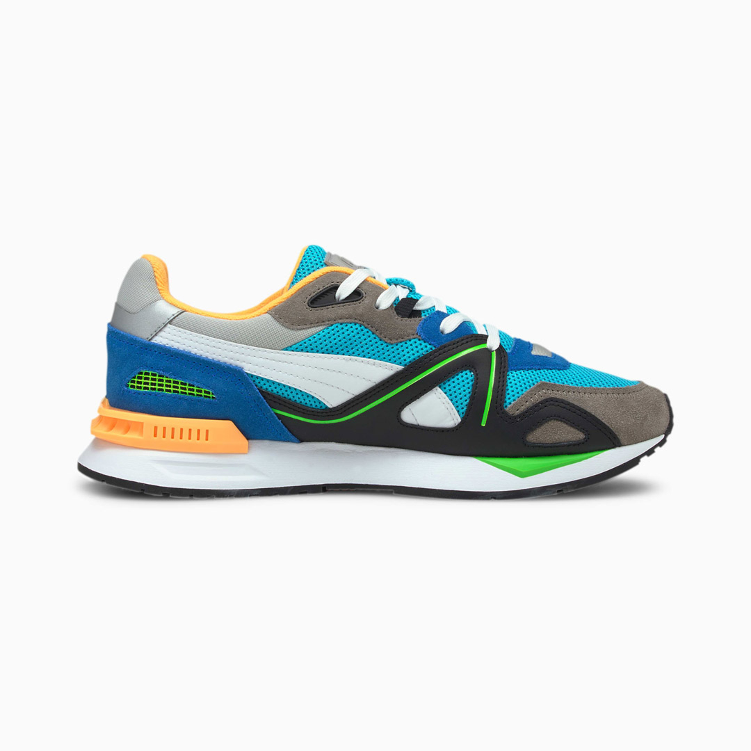 PUMA Mirage Mox Vision Trainers - Blue Atoll/ Steel Gray (368609-01)
