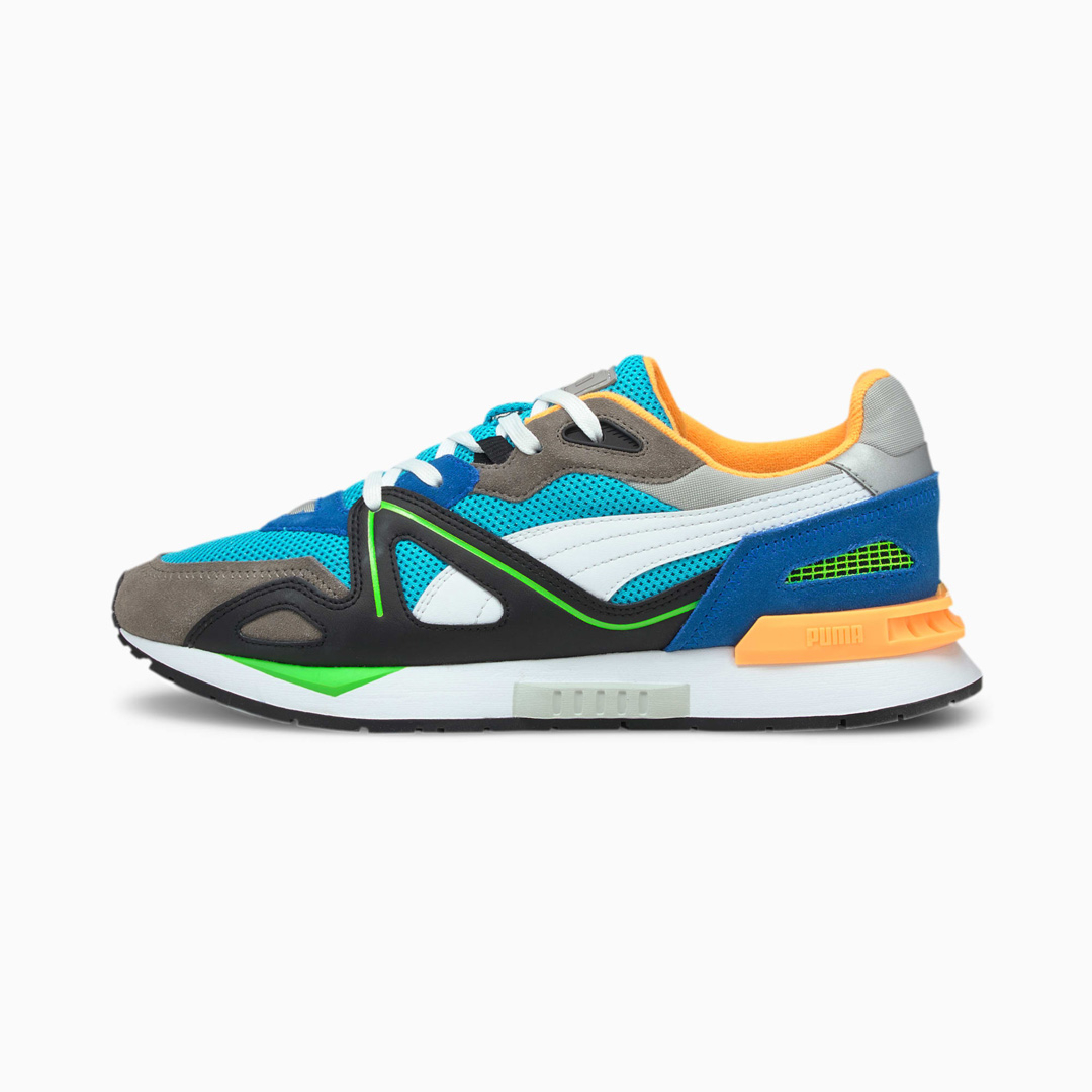 PUMA Mirage Mox Vision Sneakers - Blue Atoll/ Steel Gray (368609-01)