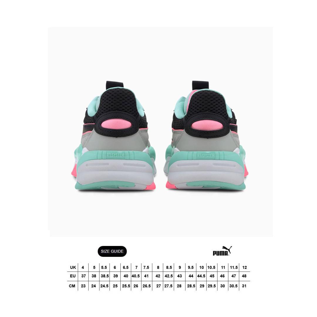 PUMA RS-2K Messaging Παπούτσια Αθλητικά - Μαυρο (372975-04)