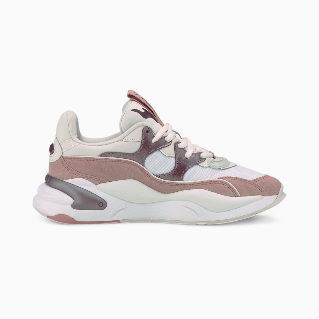 PUMA RS-2K Soft Metal Παπούτσια Αθλητικά - Vaporous Gray/ Misty Rose (374666-01)