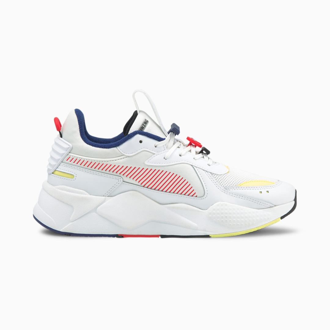 PUMA RS-X Decor8 Παπούτσια Αθλητικά Λευκά (380573-01)