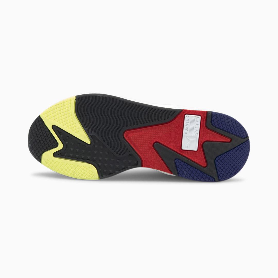 PUMA RS-X Decor8 Sneakers - White (sole)