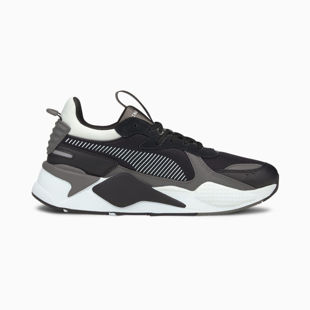 PUMA RS-X Mix Παπούτσια Αθλητικά Ανδρικά Μαύρο (380462-03)