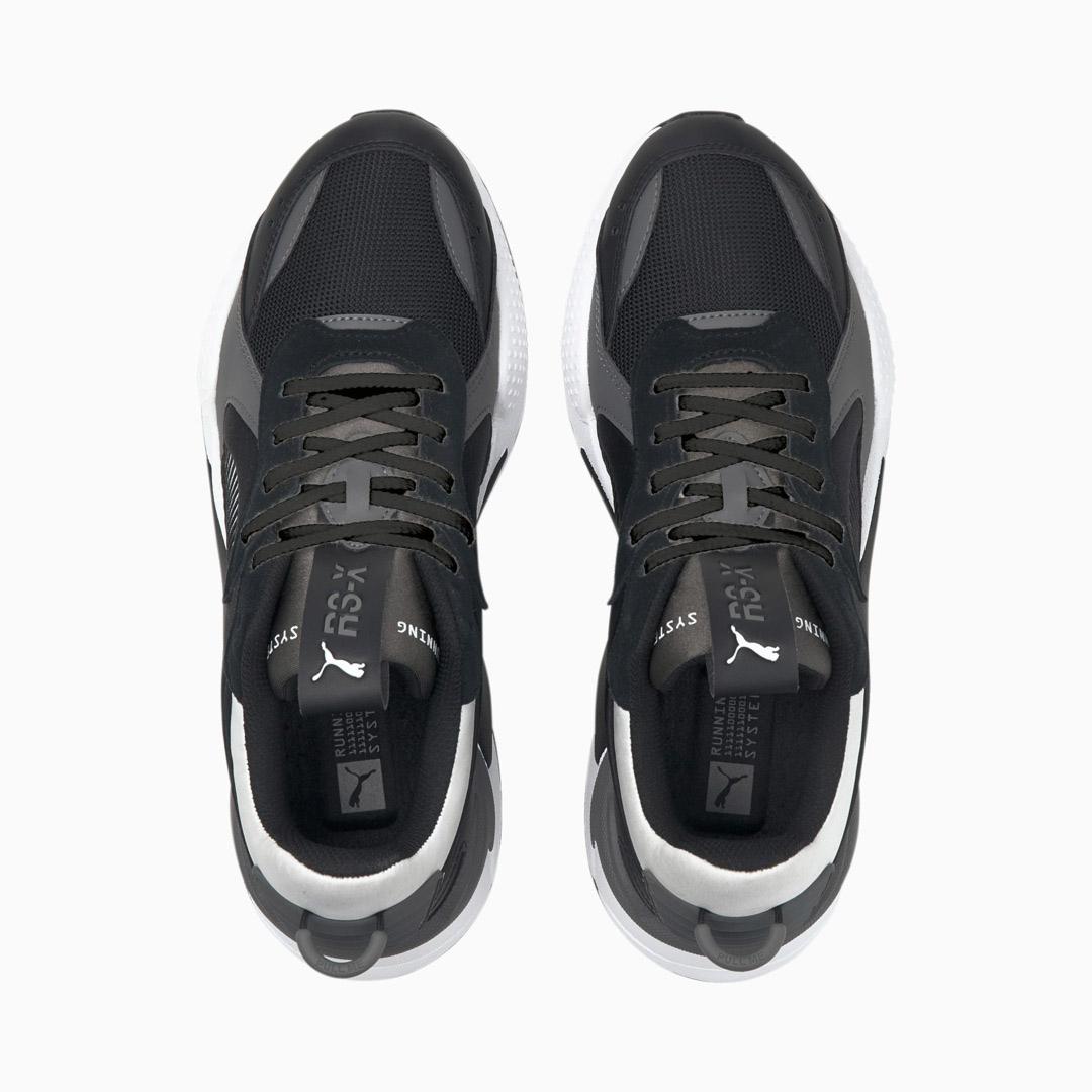 PUMA RS-X Mix Αθλητικά Παπούτσια Μαύρο (380462-03)