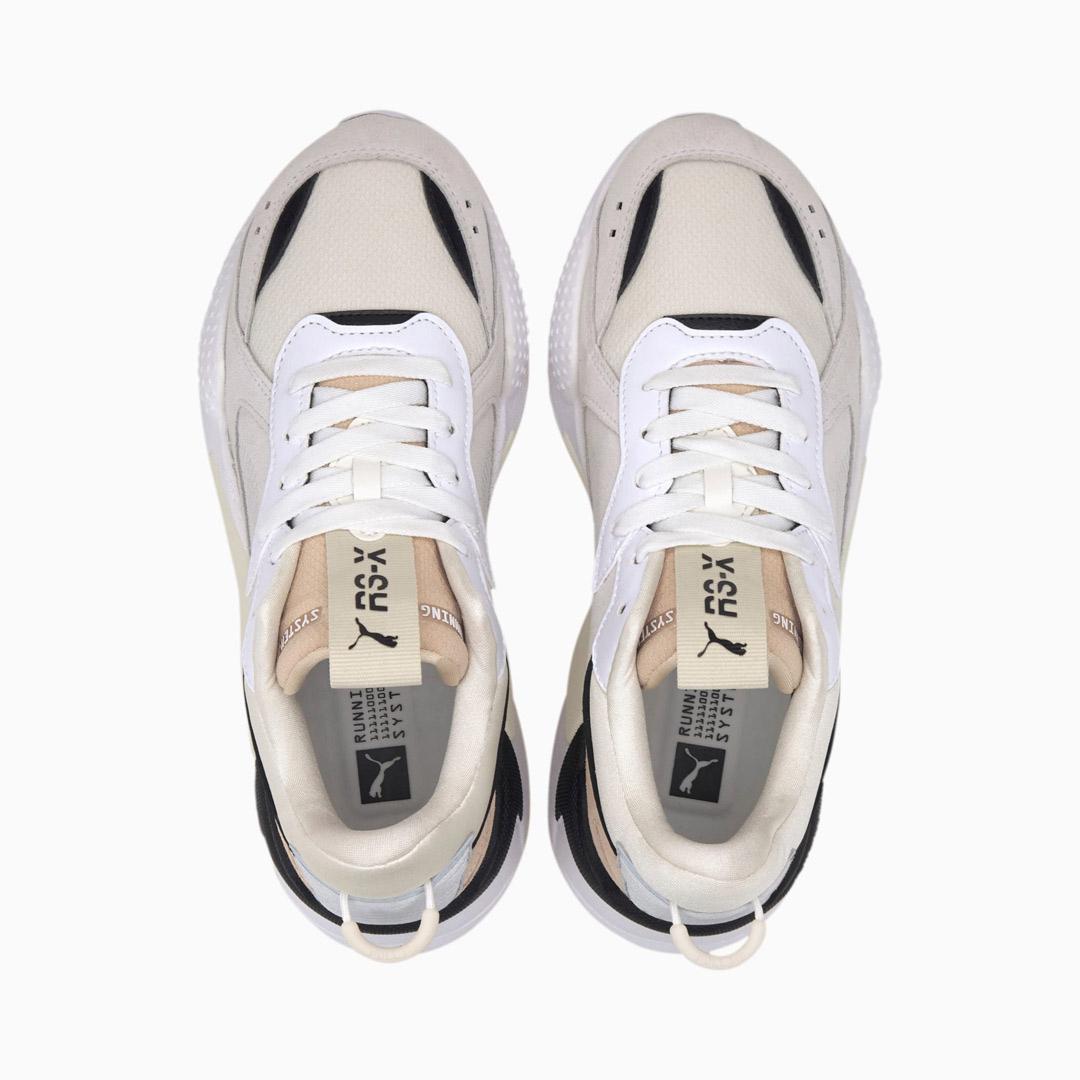 PUMA RS-X Reinvent Παπούτσια Γυναικεία Αθλητικά Λευκό (371008-05)