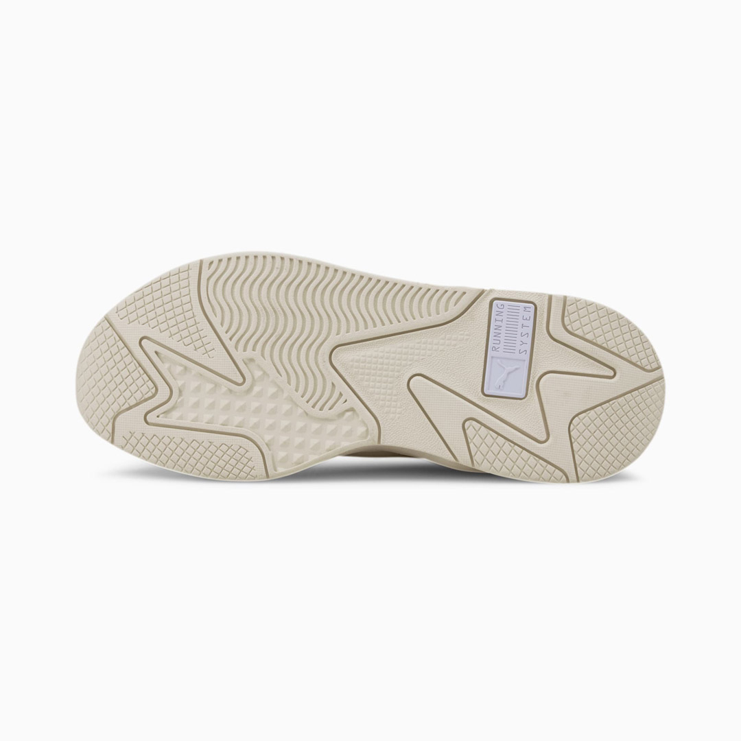 PUMA RS-X³ Luxe Sneakers - White/ Whisper White (sole)