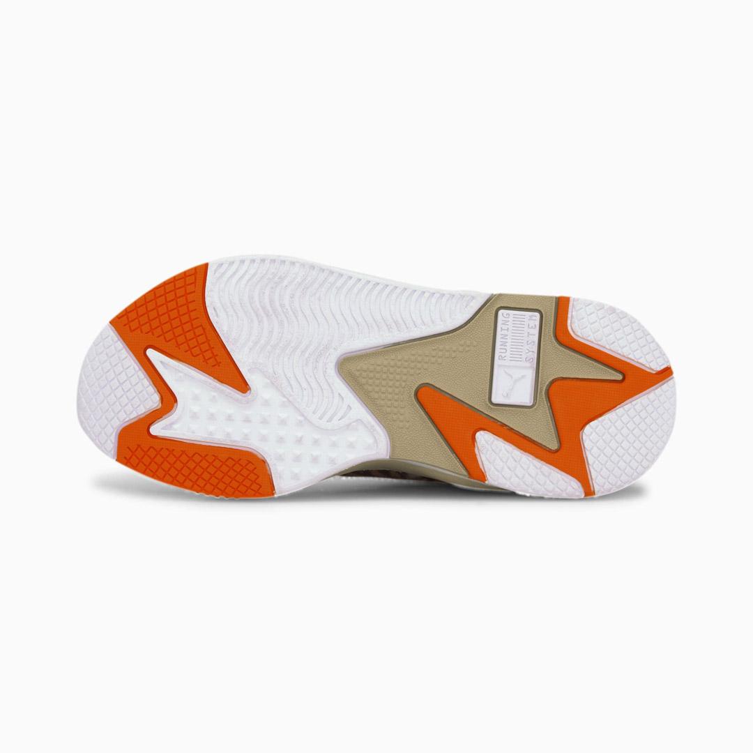 PUMA RS-X³ WildCats Women Shoes - Pale Khaki/ White (373953-01)