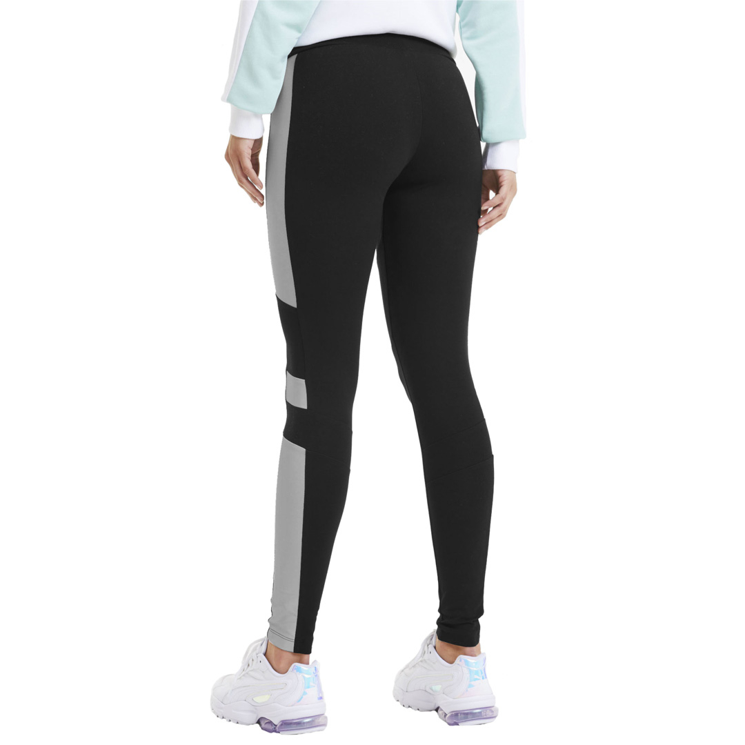 PUMA TFS Legging women- Black/ White (596292-01)