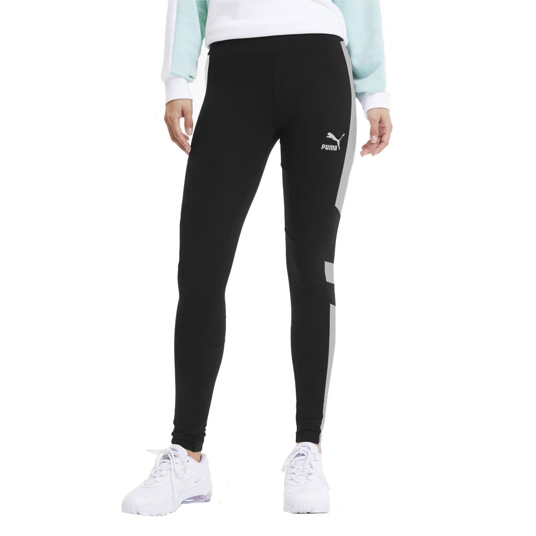 PUMA TFS Leggings - Black/ White (596292-01)