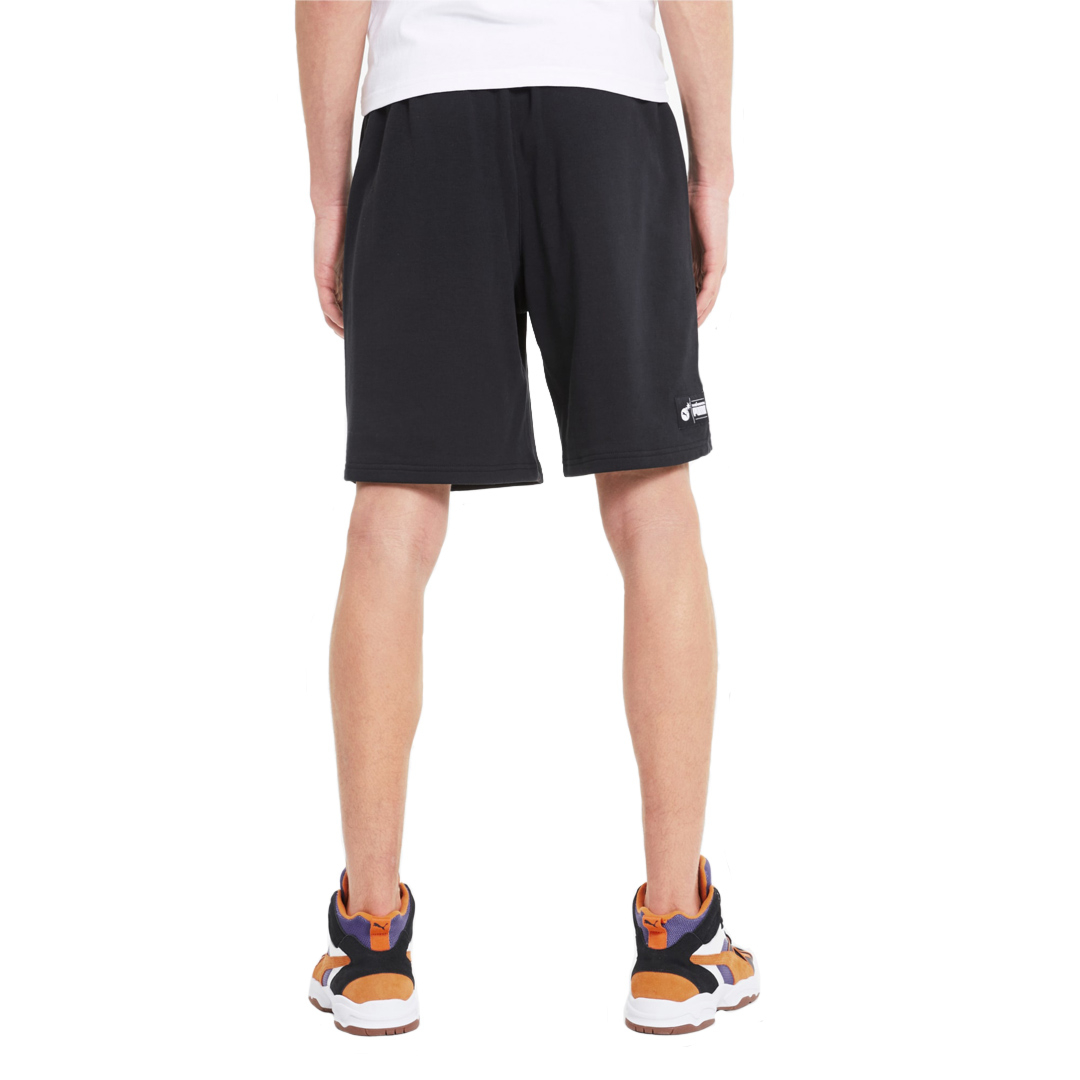 PUMA x THE HUNDREDS Shorts - Black (596751-01)