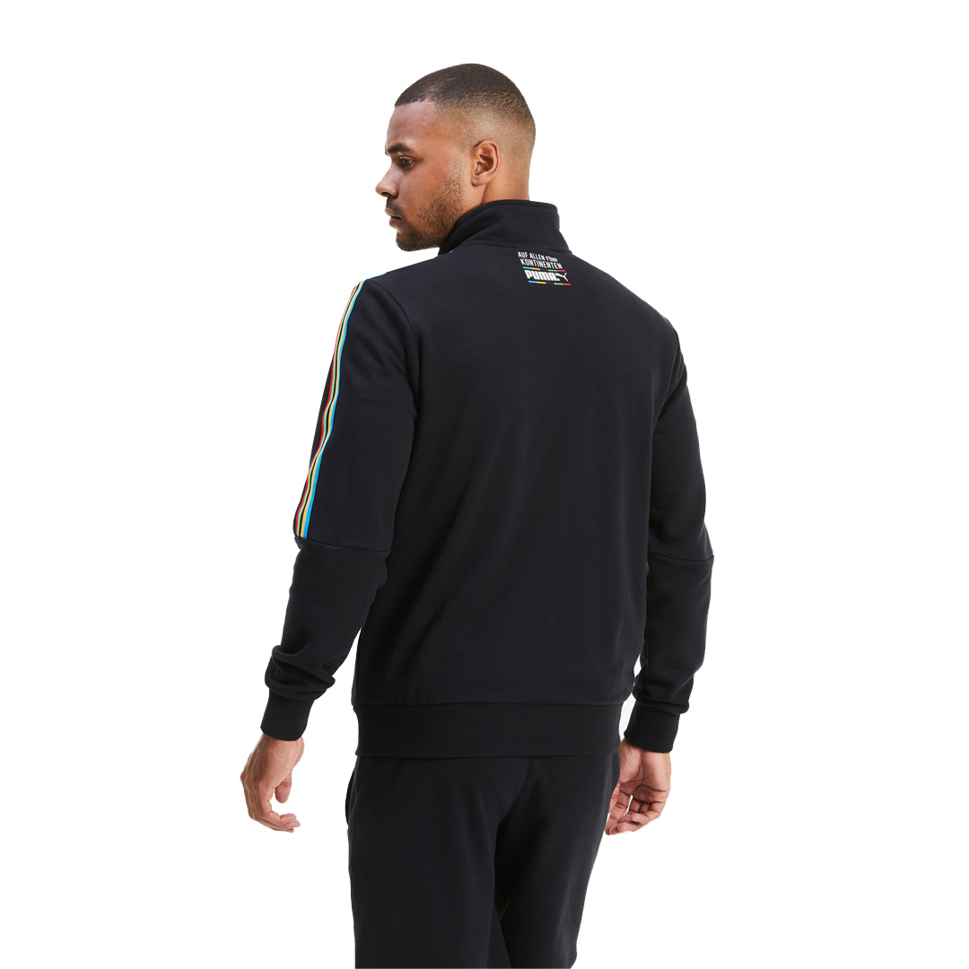 PUMA Unity Collection TFS Men Track Top - Black (597612-01)