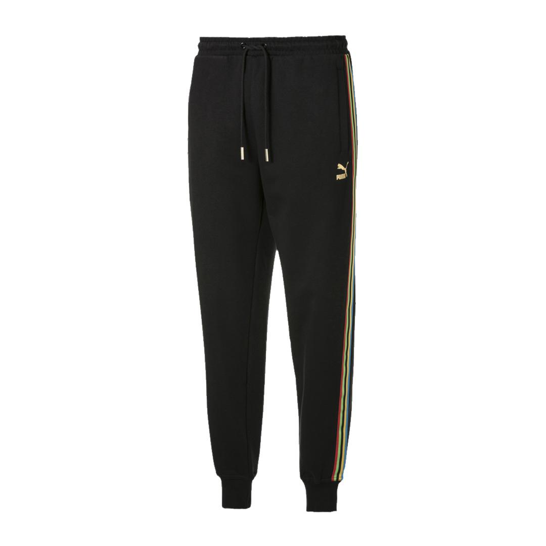 PUMA Unity Collection Men Track Pants FT - Black (597620-01)