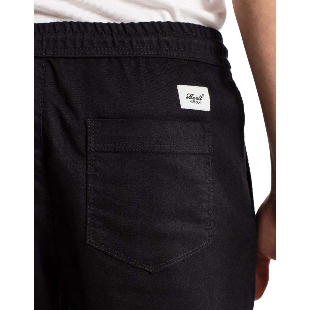 REELL Reflex Easy Short - Black (pocket)