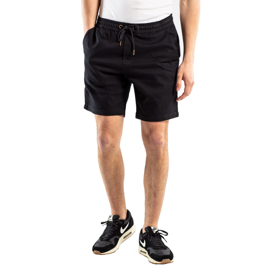 REELL Reflex Easy Men Short - Black