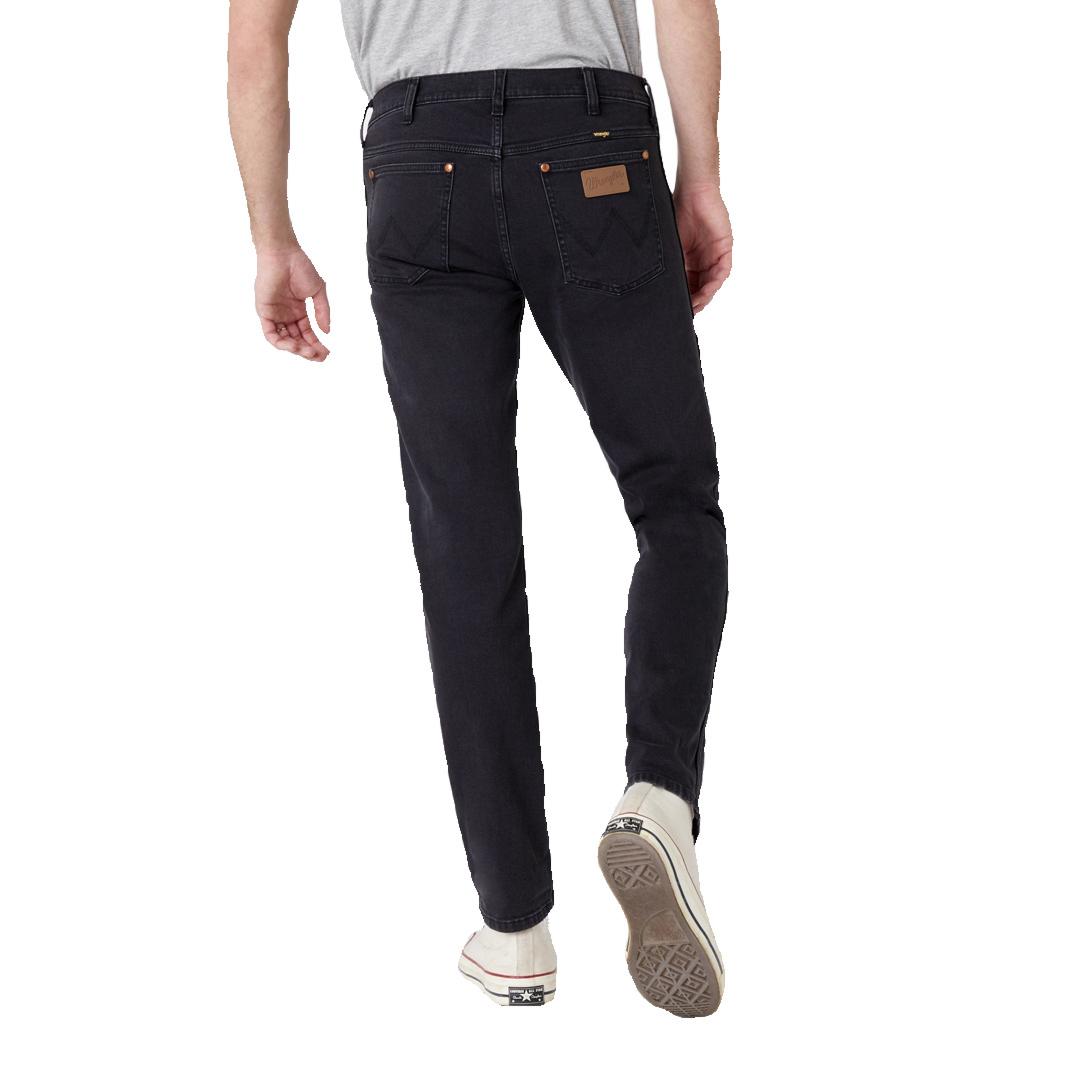 WRANGLER 11MWZ Jeans Men Slim - Black (W1MZV8236)