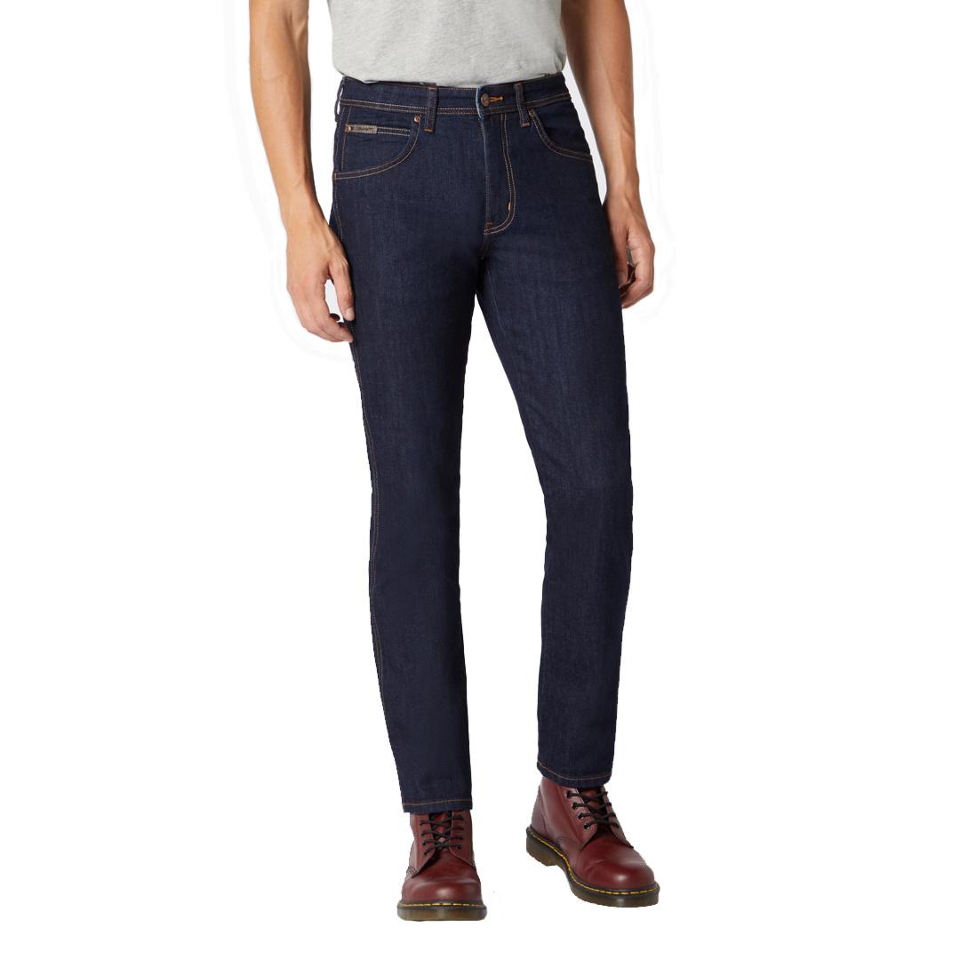 WRANGLER Arizona Jeans Regular - Rinsewash (W12OXG023)