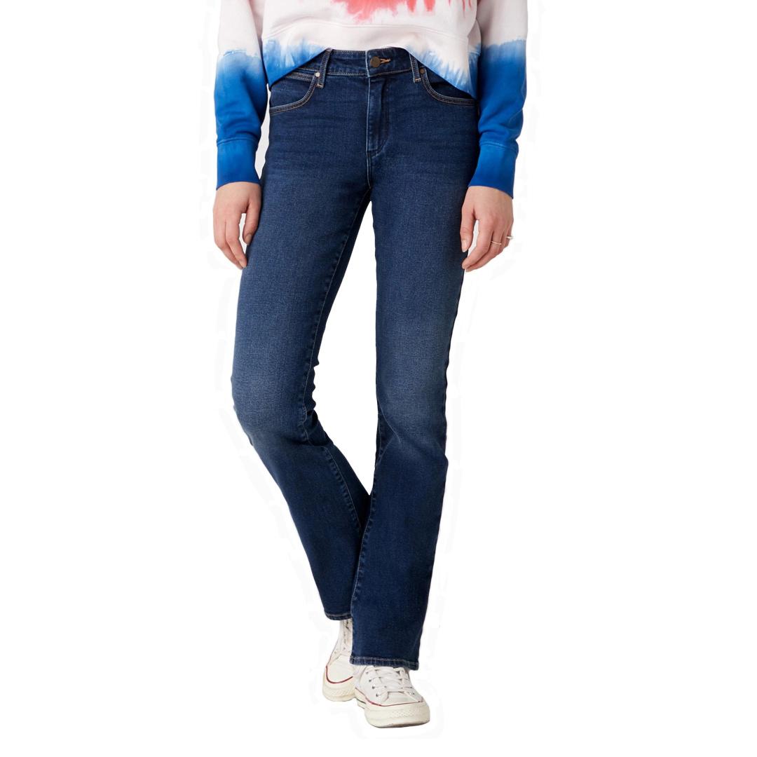 WRANGLER Bootcut Women Jeans - Dusty Trail (W28B-UN-14G)