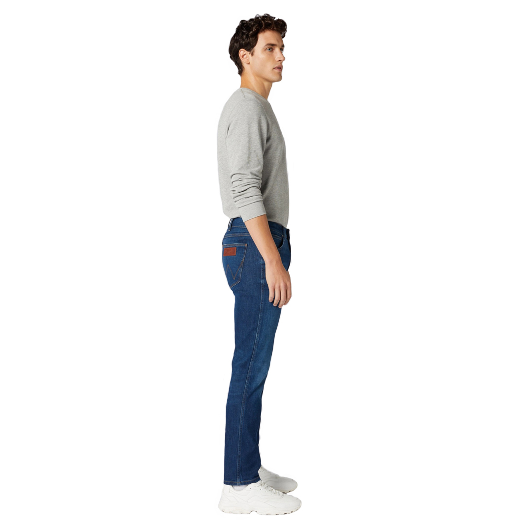WRANGLER Greensboro Jeans Men Straight - For Real (W15Q-CJ-027)