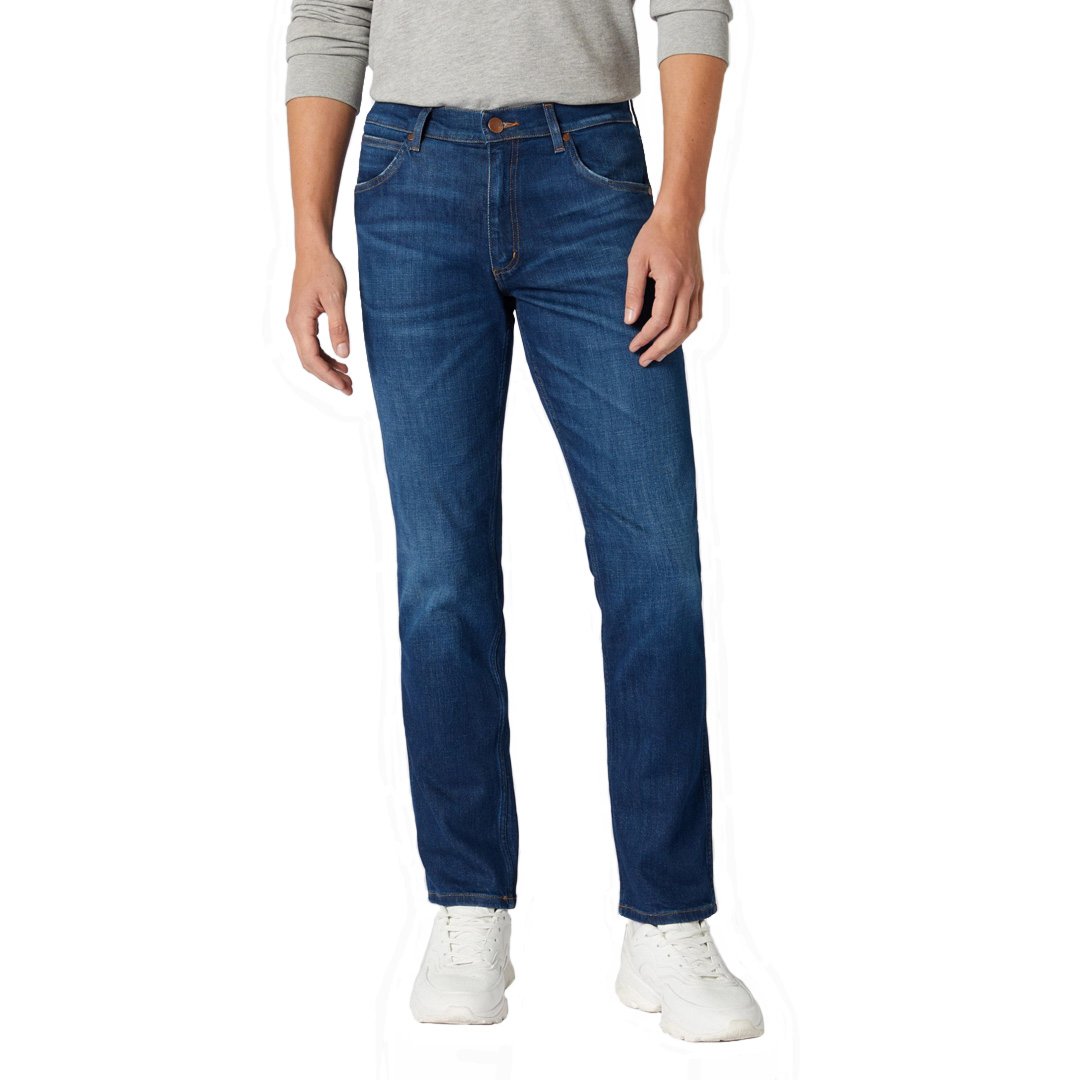 WRANGLER Greensboro Jeans Regular - For Real (W15Q-CJ-027)