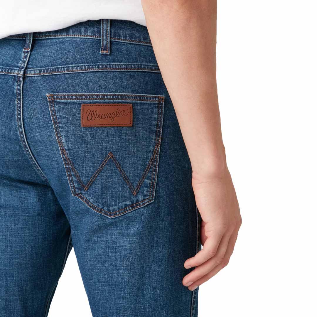 WRANGLER Greensboro Jeans - Jin Jeany (back pocket)