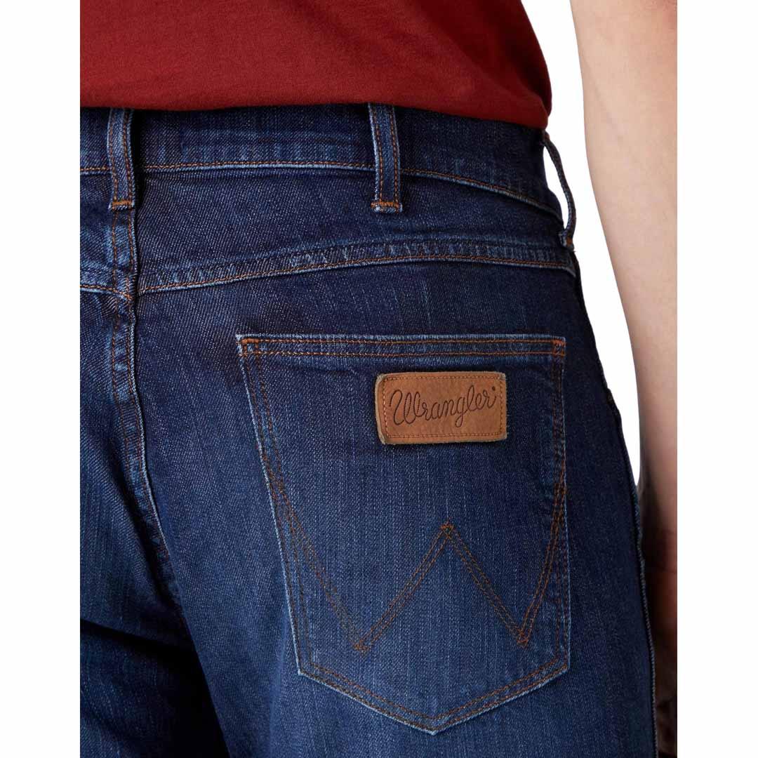 WRANGLER Greensboro Jeans Men Regular - The Outlaw (W15QP1132)