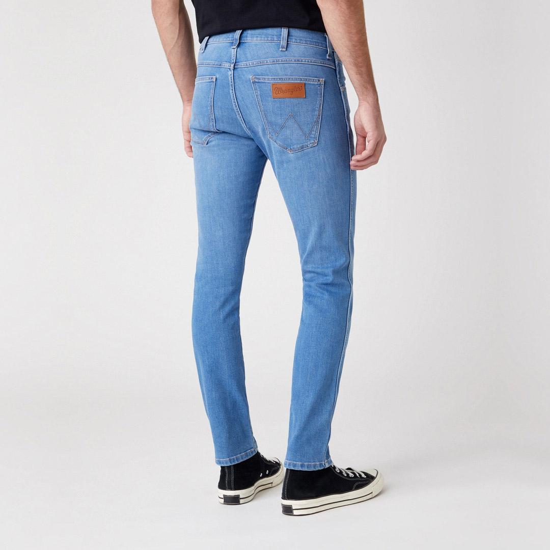 WRANGLER Larston Jeans Men Slim in Heat Rage (W18SC788W)