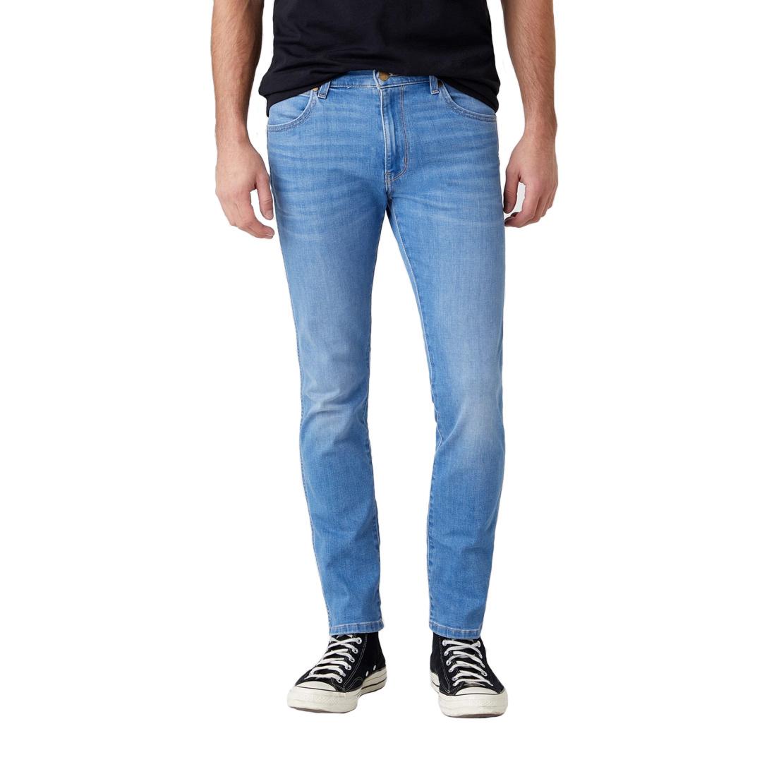 WRANGLER Larston Jeans Slim Tapered - Heat Rage (W18SC788W)