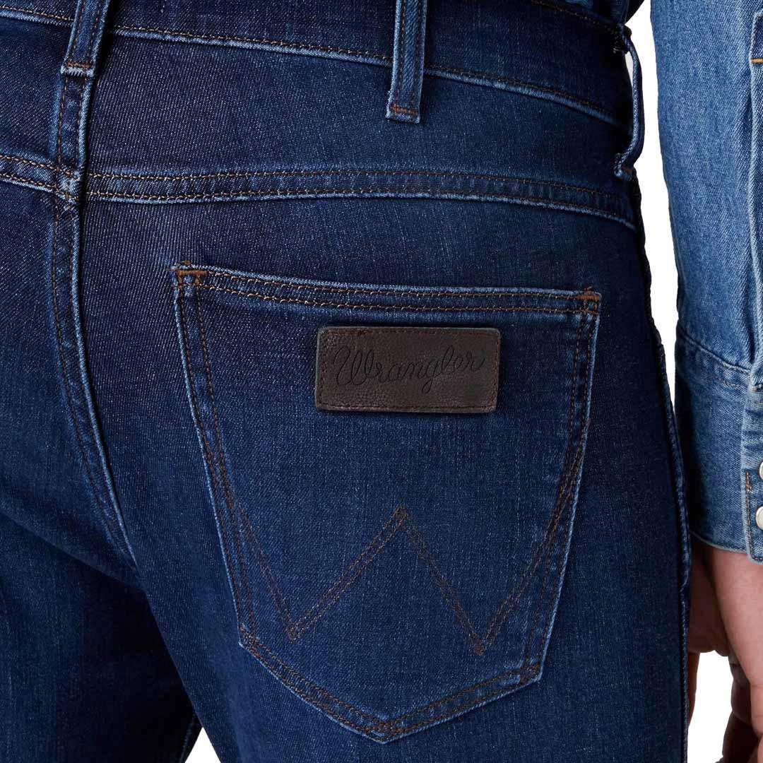 WRANGLER Larston Men Jeans - Soft Spot (W18S-AO-68N)