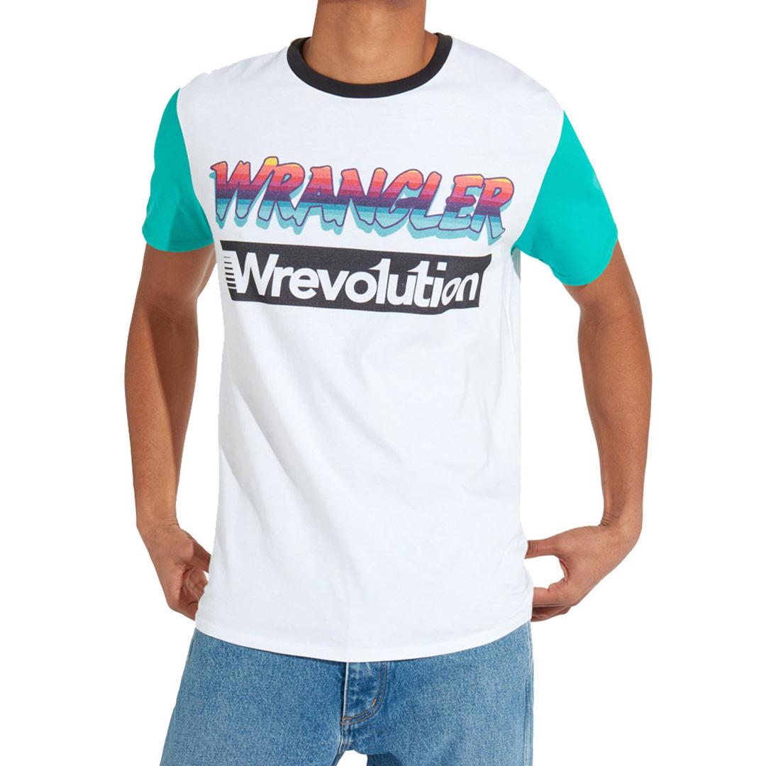 WRANGLER Revolution Tee - White (W7B66GN12)