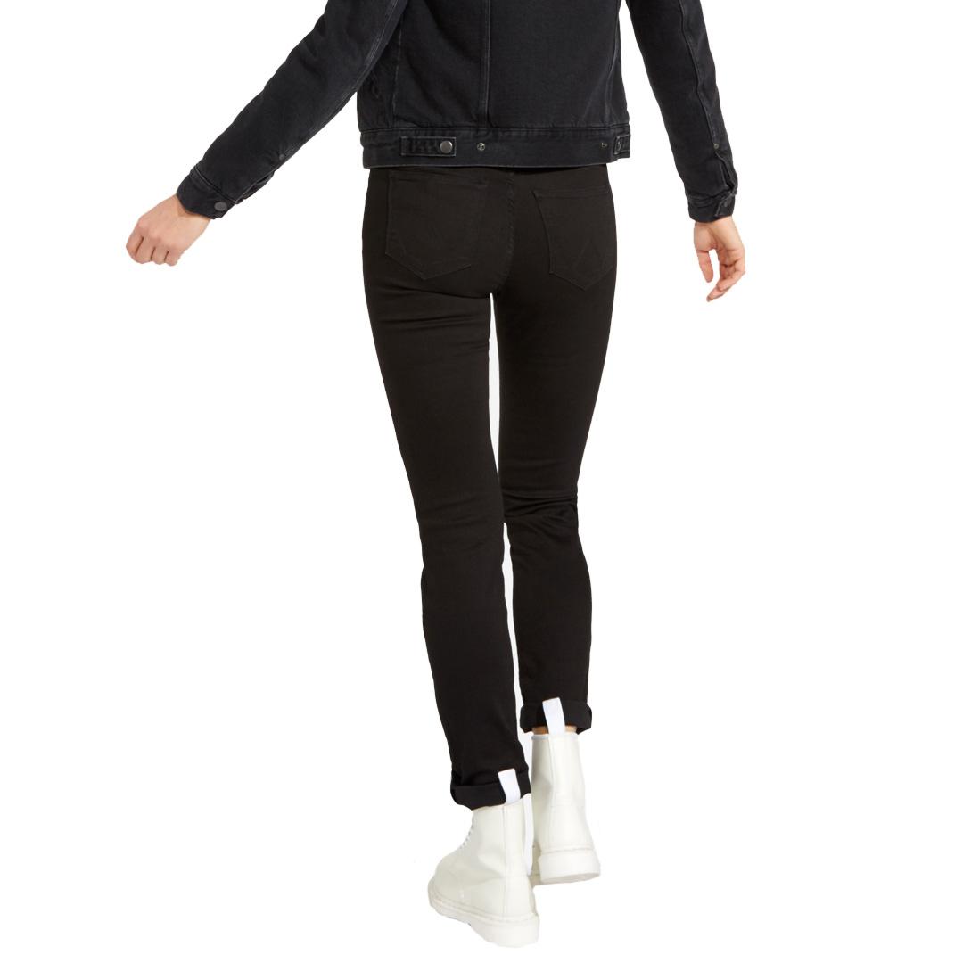 WRANGLER Slim Jeans Women - Rinsewash (W28L-LX-023)